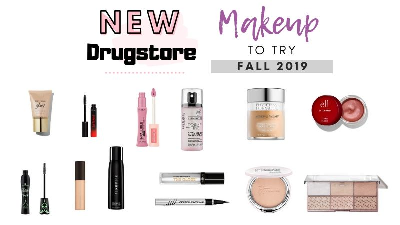 New Drugstore Makeup To Try Fall 2019