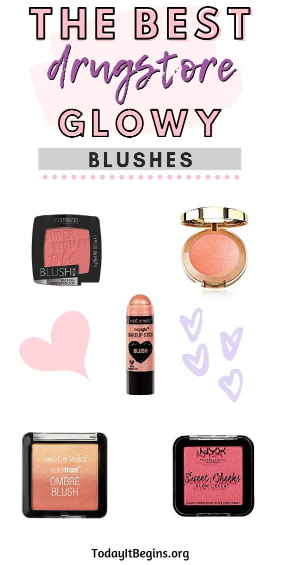 The best drugstore glowy blushes 2019