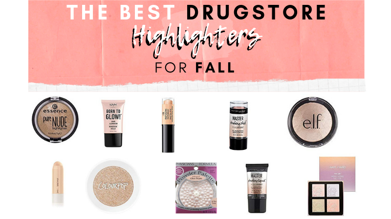 The Top 10 Best Drugstore Highlighters