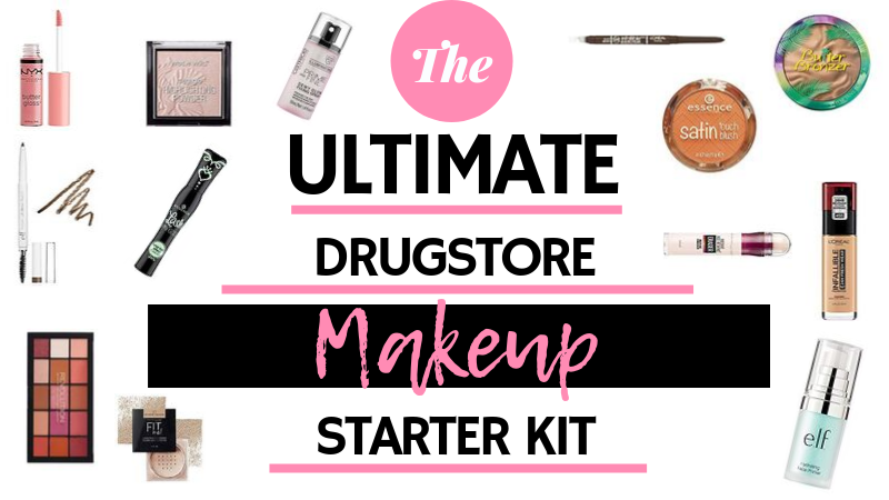 The Ultimate Drugstore Makeup Starter Kit