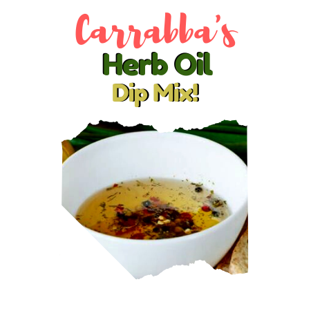 Carrabba's Herb Oil Dip Mix At Home!