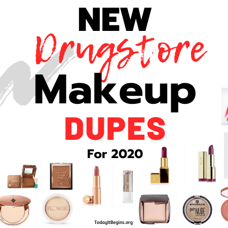 10 Amazing Drugstore Makeup Dupes for 2020!